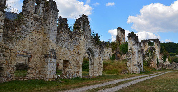 Abbaye Mortemer (Isamiga76-Flickr)