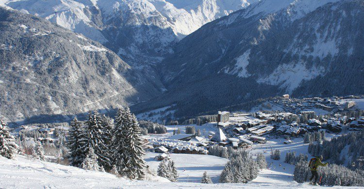 Courchevel (Flickr)