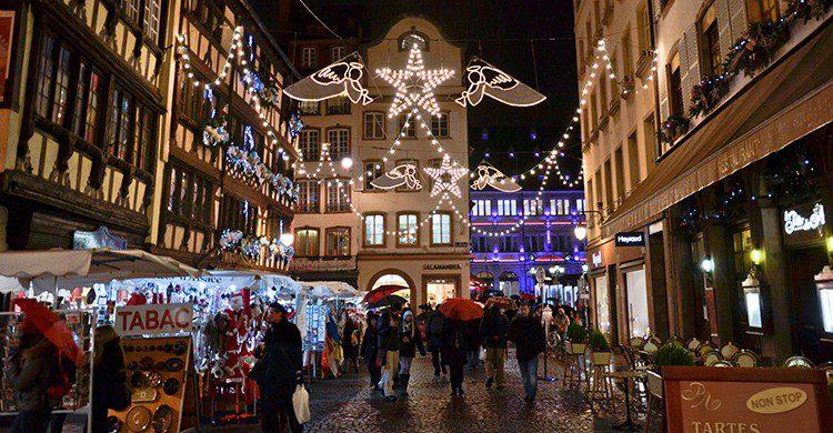 Noël, Strasbourg (Flickr)