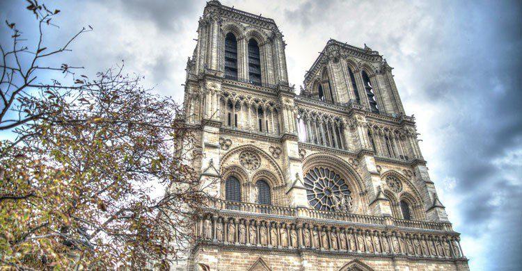 Notre-Dame de Paris (Pixabay)