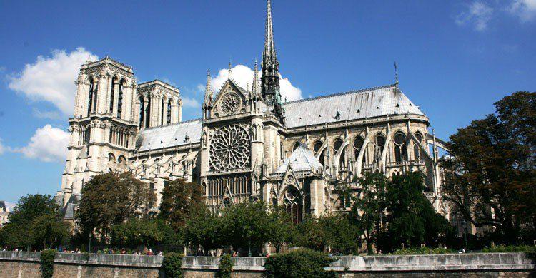 Notre Dame de Paris (Pixabay)