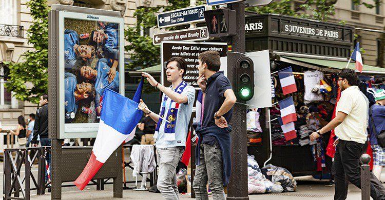 Des supporters de football européens (Istock)