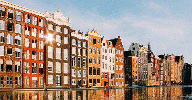 Amsterdam (Unsplash)