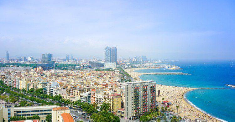 Barcelone, Espagne (Unsplash)