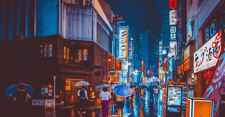 Tokyo (Unsplash)