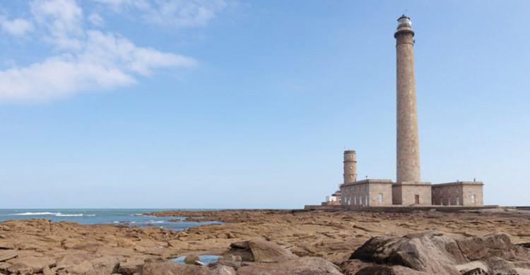 Le vieux phare de Barfleur (iStock)