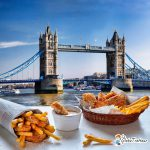 Un Fish and chips  Londres a vous tente ?hellip