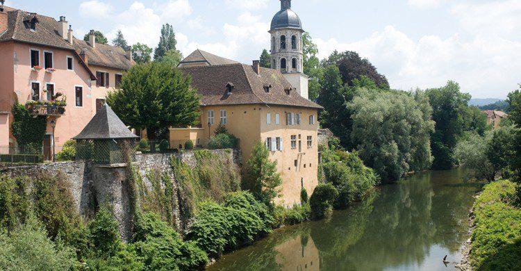 Le Pont-de-Beauvoisin (Istock)