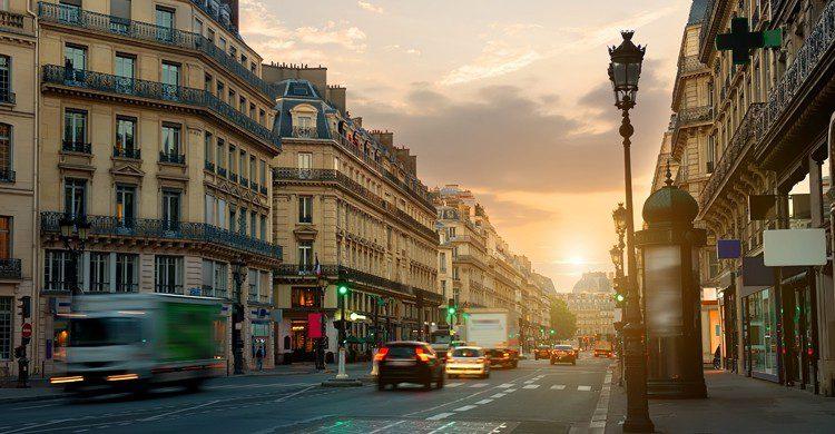 Rue de Paris (Istock)