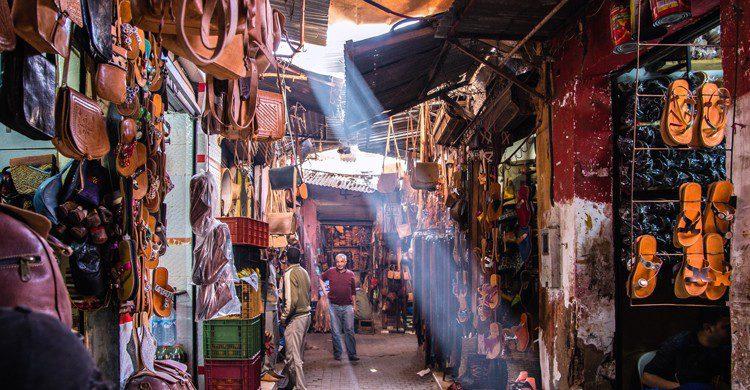 Souk Marrakech (Istock)