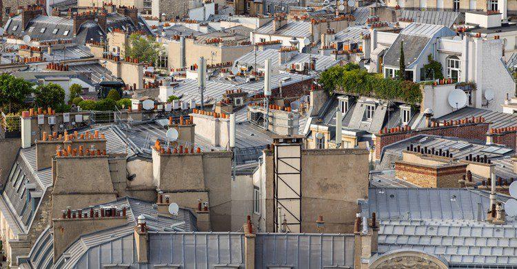 Toits de Paris (Istock)