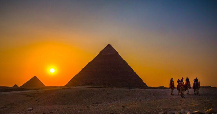 Pyramides de Gizeh (Istock)