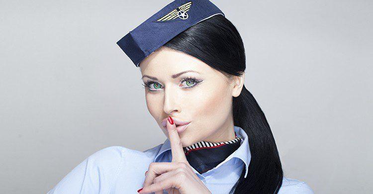 Hôtesse de l'air (Istock)