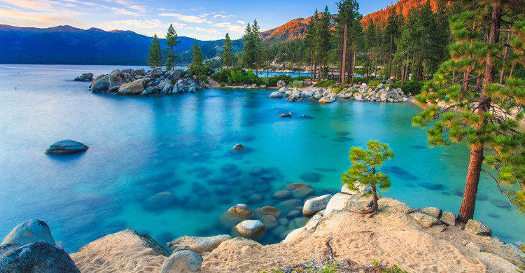 Le lac Tahoé (Istock)