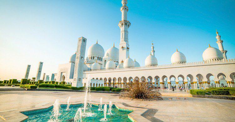 Grande Mosquée, Cheikh Zayed, Abu Dhabi