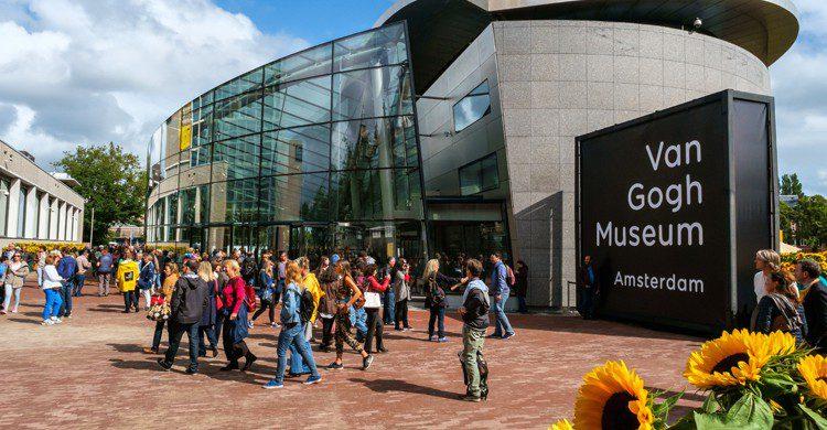 Musé Van Gogh à Amsterdam (Istock)