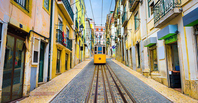 Rues de Lisbonne (Istock)