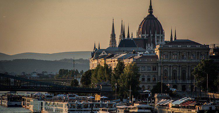 Vue sur Budapest (Unsplash)