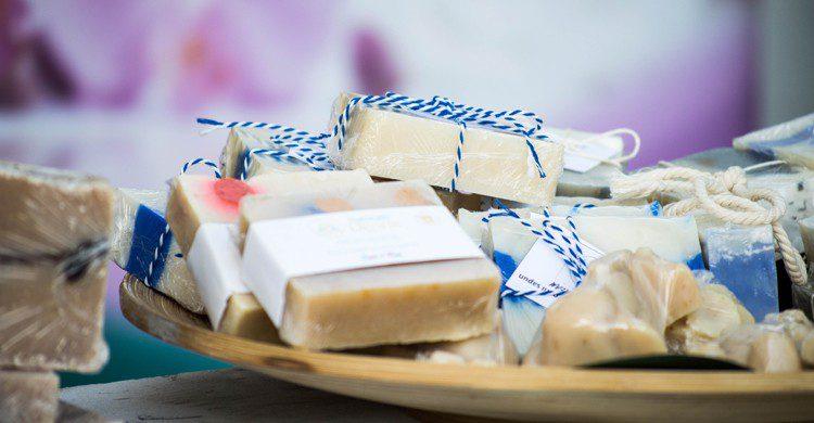Assortiment de savons