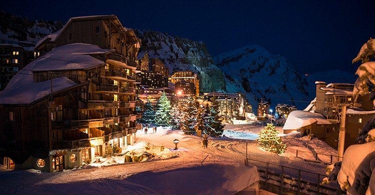 Noël à la montagne