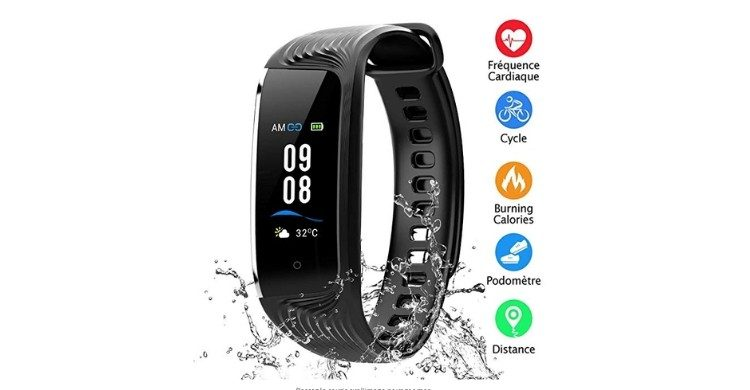 Montre connectée ( Amazon.fr)