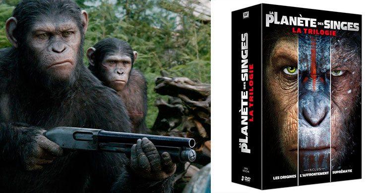 La Planète des singes : L'intégrale de la série culte (Amazon.fr)