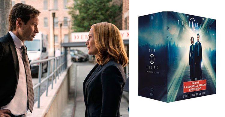 The X-Files - L'intégrale des 10 saisons (Amazon.fr)