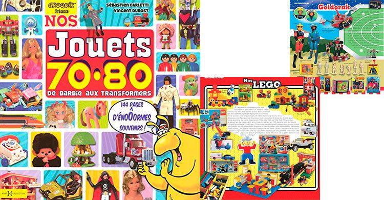 Jouets années 70 et 80 (Amazon.fr)