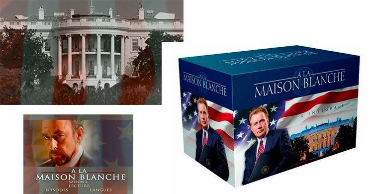 À la Maison Blanche - L'intégrale (Amazon.fr)