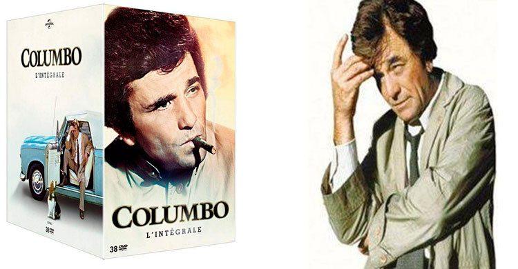 Columbo - L'intégrale (Amazon.fr)