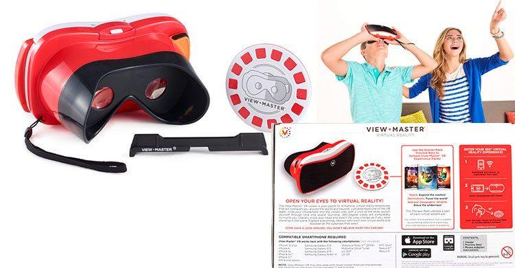 Casque de réalité virtuelle (Amazon.fr)