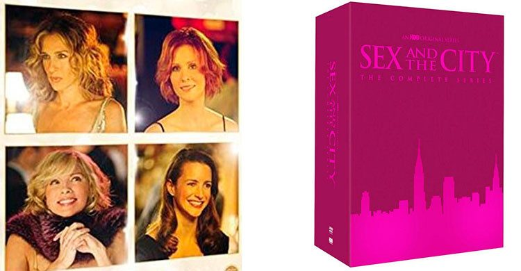 Sex and the City - L'intégrale (Amazon.fr)