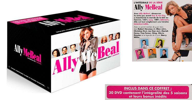 Ally McBeal- L'intégrale (Amazon.fr)