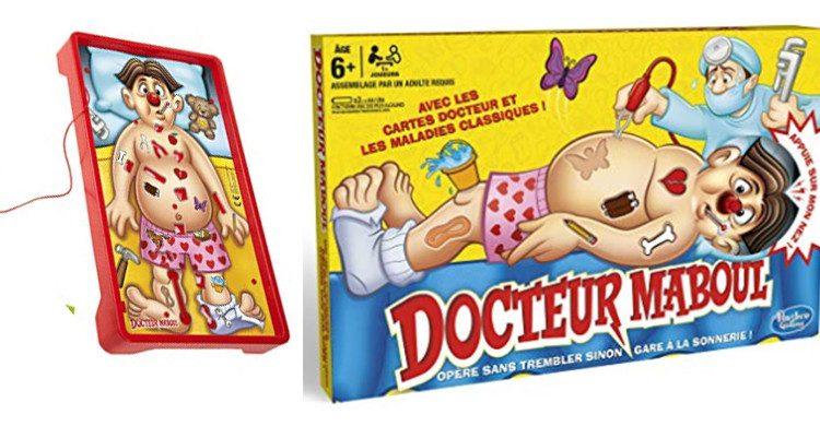 Docteur Maboul