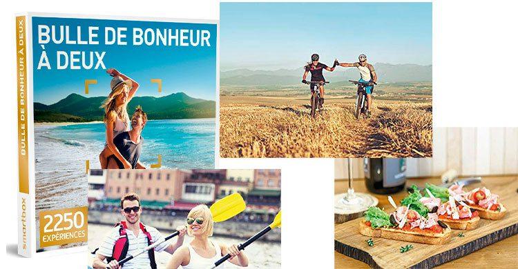 Smartbox Bulle de bonheur à deux (Amazon.fr)