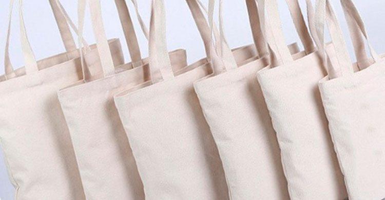 Tote bag à personnaliser (Aliexpress.com)