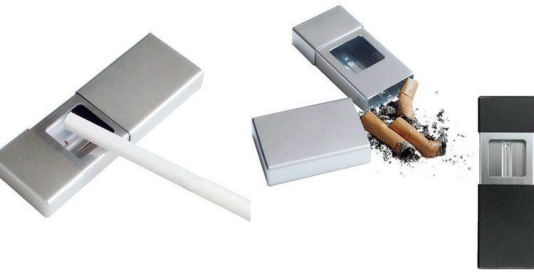Cendrier portatif (Aliexpress.com)